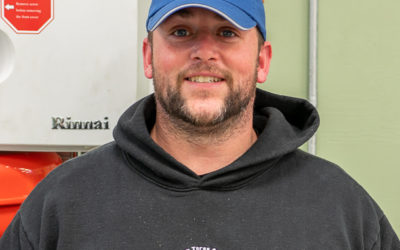 Josh Gray Graduates from Oil Heat Technician Training