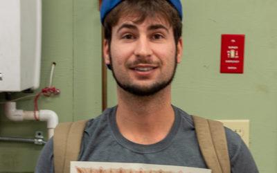Charles Andoscia Graduates from Oil Heat Technician Training