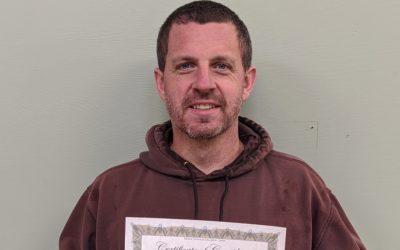 Jay Crafts Graduates from Oil Heat Technician Training