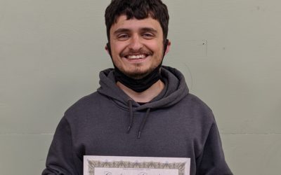 Mike Vega Graduates from Oil Heat Technician Training